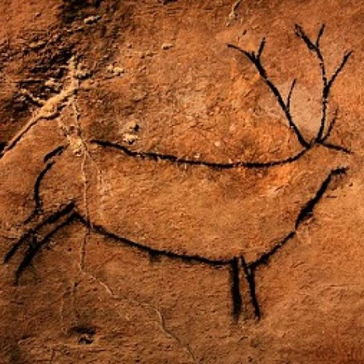 Cuevas rupestres Monte Castillo